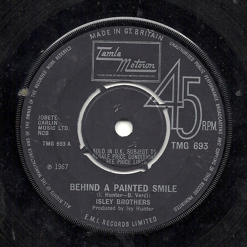 Behind the painted smile essay by alan moore