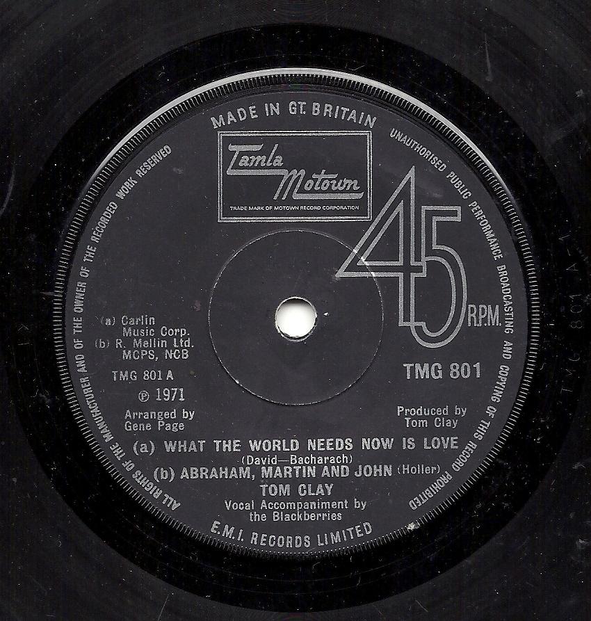 Original 1 X Usa 1988 Motown Records Company Sleeve Storage & Media Accessories